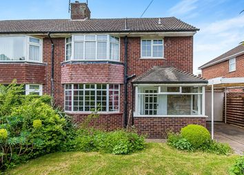 Thumbnail 3 bed semi-detached house for sale in Waltham Road, Grimsby