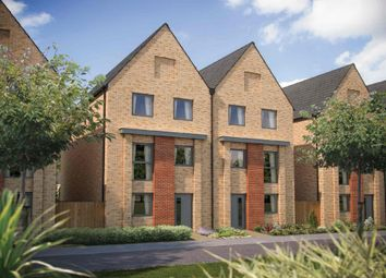 Thumbnail 3 bed town house for sale in The Winchcombe, Northstowe