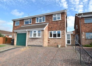 Thumbnail 3 bed semi-detached house for sale in Eliot Road, Beechwood Park, Worcestershire