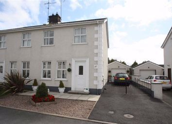 Thumbnail 3 bed semi-detached house for sale in Corry Park, Drumaness, Down