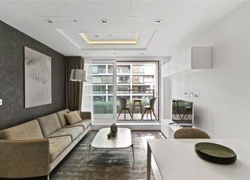 Thumbnail 1 bed flat for sale in 5 Radnor Terrace, Kensington, London