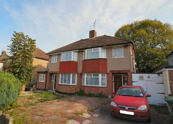 Thumbnail 3 bed semi-detached house for sale in Kingswood Drive, Carshalton
