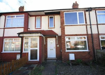 Thumbnail 2 bedroom terraced house to rent in Worcester Road, Hull