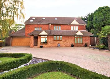 Thumbnail 5 bed detached house for sale in West View, Loughton