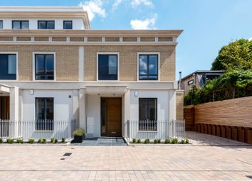 Thumbnail 5 bed end terrace house for sale in Basilica Mews, London