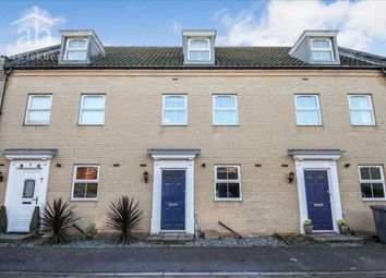 Thumbnail 3 bed town house for sale in Roberts Close, Kesgrave, Ipswich