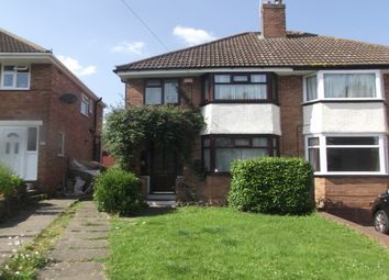 3 bed semi-detached house to rent in Harborne, Birmingham B17