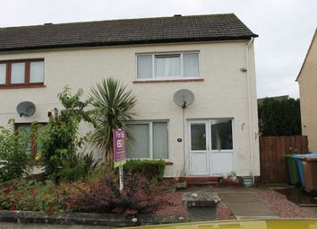 Thumbnail 2 bed semi-detached house for sale in Househill Terrace, Nairn