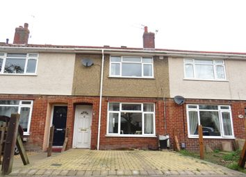 Thumbnail 2 bed terraced house for sale in Womersley Road, Norwich
