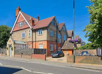 Thumbnail 2 bedroom flat for sale in Lauriston Road, Wimbledon