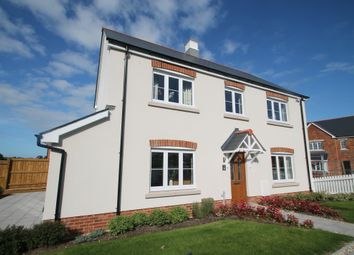 Thumbnail 4 bed detached house for sale in Manadon Park, Plymouth