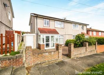Thumbnail 3 bed semi-detached house for sale in Greenwood Road, Chigwell