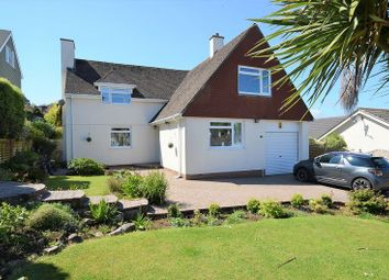 Thumbnail 4 bed property for sale in Hookhills Drive, Paignton