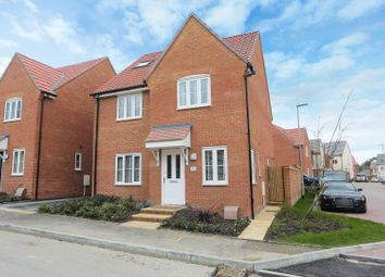 Thumbnail 4 bed detached house for sale in Harvest Road, Whitfield, Dover
