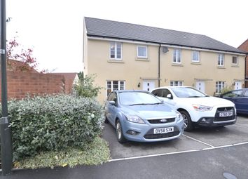 Thumbnail 2 bed end terrace house for sale in 11 Oldfield Road, Brockworth, Gloucester
