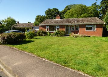Thumbnail 3 bed detached bungalow for sale in Old Hall Gardens, Brooke