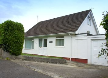 Thumbnail 4 bed detached bungalow for sale in Carne Meadows, Tresillian, Truro