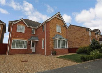 Thumbnail 4 bed detached house for sale in Shiregate, Metheringham, Metheringham, Lincoln