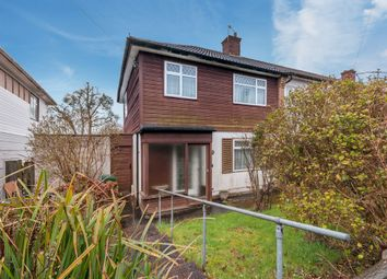 Thumbnail 3 bed end terrace house for sale in Radstock Way, Merstham, Redhill