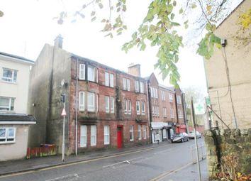 Thumbnail 2 bedroom flat for sale in 110, Main Street, G-Right, Lennoxtown, East Dunbartonshire G667Da