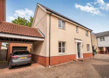 Thumbnail 3 bedroom detached house for sale in Gerard Gardens, Great Baddow, Chelmsford