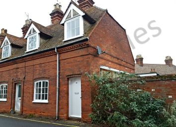 Thumbnail 3 bed end terrace house to rent in Castle Lane, Orford