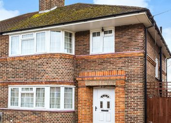 Thumbnail 3 bed semi-detached house for sale in Cheyneys Avenue, Edgware, Middlesex