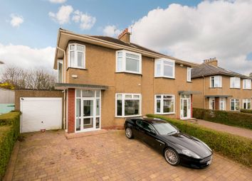 Thumbnail 3 bed semi-detached house for sale in Silverknowes Drive, Edinburgh