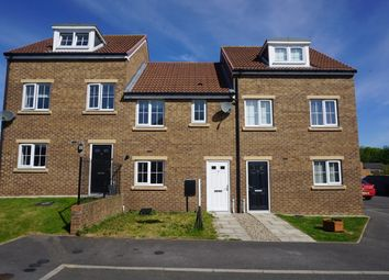 Thumbnail 3 bed terraced house to rent in Church Square, Brandon, Durham
