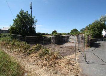 Thumbnail Land for sale in Tyn Pwll, Off High Street, Brynsiencyn