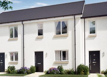 "Thumbnail 3 bed end terrace house for sale in ""The Cambridge"" at Glasgow Road, Denny"