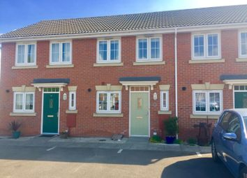 Thumbnail 2 bed terraced house for sale in Coles Way, Grantham