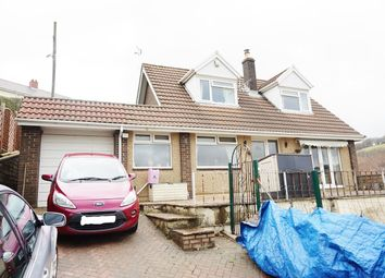 Thumbnail 2 bedroom bungalow for sale in Brynhyfryd Terrace, Brynithel, Abertillery