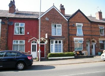 2 bed terraced house for sale in West Street, Crewe, Cheshire CW1