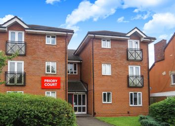 Thumbnail 1 bed flat for sale in Lichfield Road, Walsall Wood, Walsall