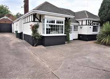 Thumbnail 2 bed detached bungalow for sale in Louth Road, Scartho