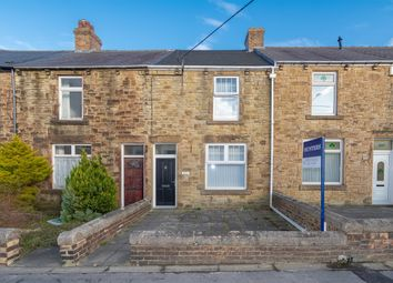 Thumbnail 2 bed terraced house for sale in Medomsley Road, Consett