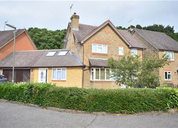Thumbnail 4 bed detached house for sale in Field Walk, Smallfield, Horley