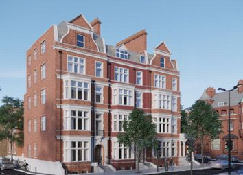 Thumbnail 3 bed flat for sale in Garden Flat, Palace Court, Notting Hill