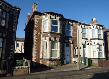 Thumbnail 2 bed flat to rent in Hampden Road, Tranmere