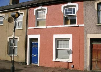 Thumbnail 3 bedroom terraced house to rent in Planet Street, Adamsdown, Cardiff
