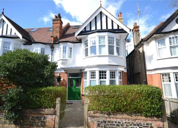 Thumbnail 2 bedroom flat for sale in Clifton Avenue, Church End, London