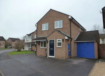 Thumbnail 4 bed detached house for sale in Parnall Crescent, Yate, Bristol
