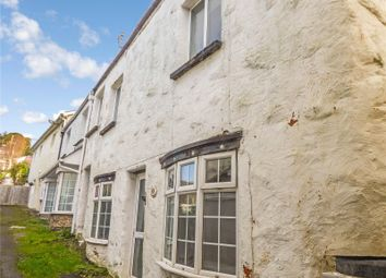 Thumbnail 2 bedroom terraced house for sale in Castle Street, Combe Martin, Ilfracombe