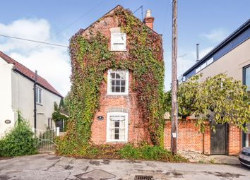 Thumbnail 4 bed detached house for sale in Staithe Road, Bungay