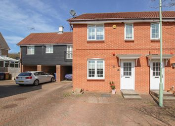 Thumbnail 3 bed semi-detached house for sale in Sperling Drive, Haverhill