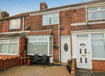 Thumbnail 2 bed terraced house for sale in Coronation Avenue, Blackhall Colliery, Hartlepool, Cleveland