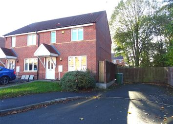 Thumbnail 2 bedroom semi-detached house for sale in Ainsdale Close, Fernwood, Newark