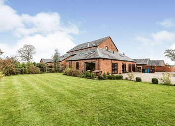 Thumbnail 4 bed semi-detached house for sale in Ripon Hall Farm, Catterall Lane, Preston, Lancashire