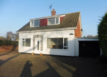 Thumbnail 3 bed detached house to rent in Churchthorpe, Fulstow, Louth